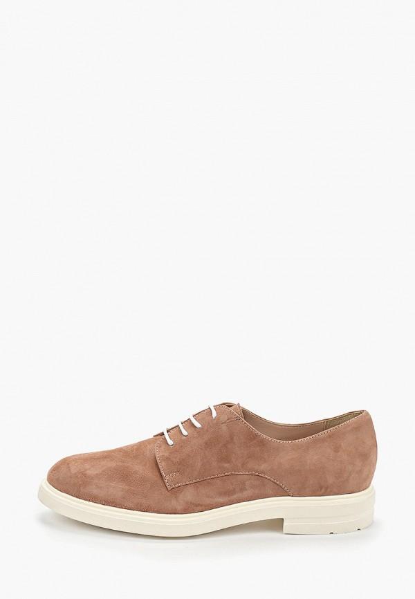 женские ботинки giotto, коричневые