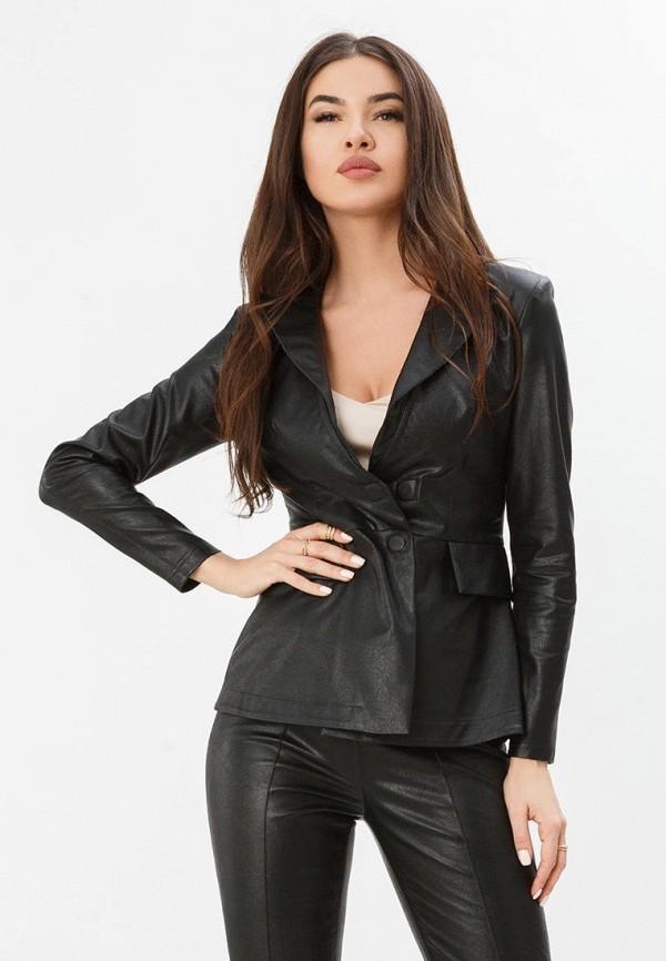 женский пиджак gepur, черный