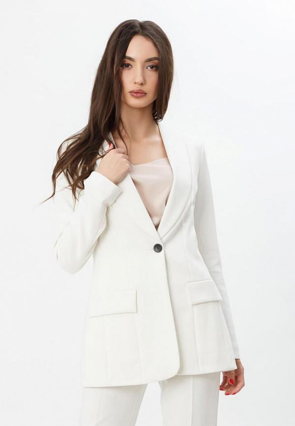 женский пиджак gepur, белый