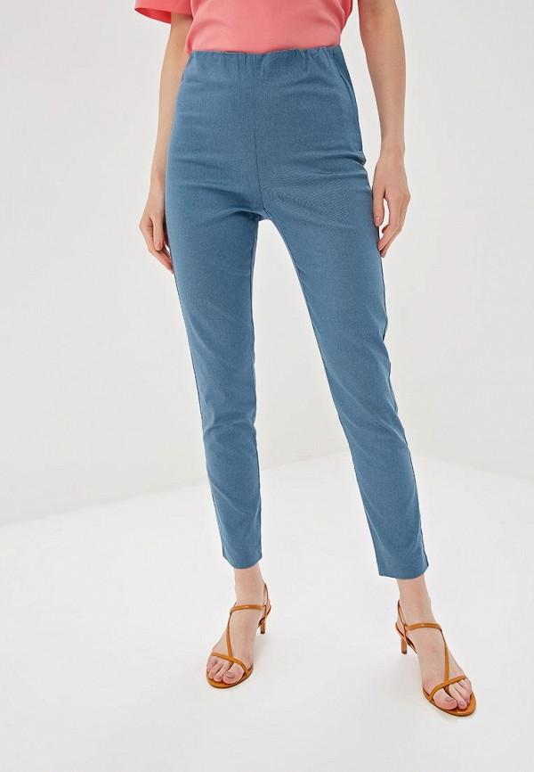 женские повседневные брюки befree, бирюзовые