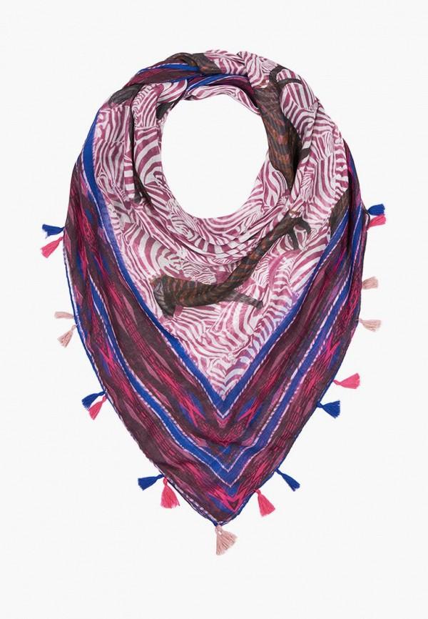 женский платок mellizos, розовый