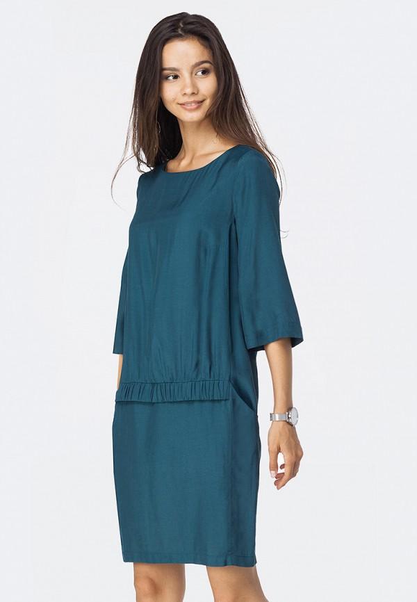 Платье Vilatte Vilatte MP002XW0YD7Z трикотажное платье с ажурным рисунком vilatte платья и сарафаны в полоску