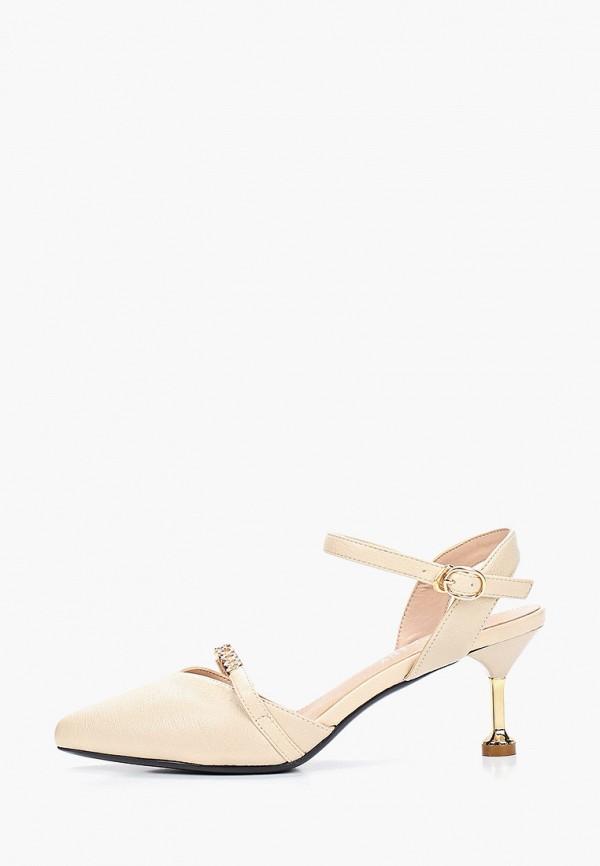 Туфли с открытой стопой, Chezoliny