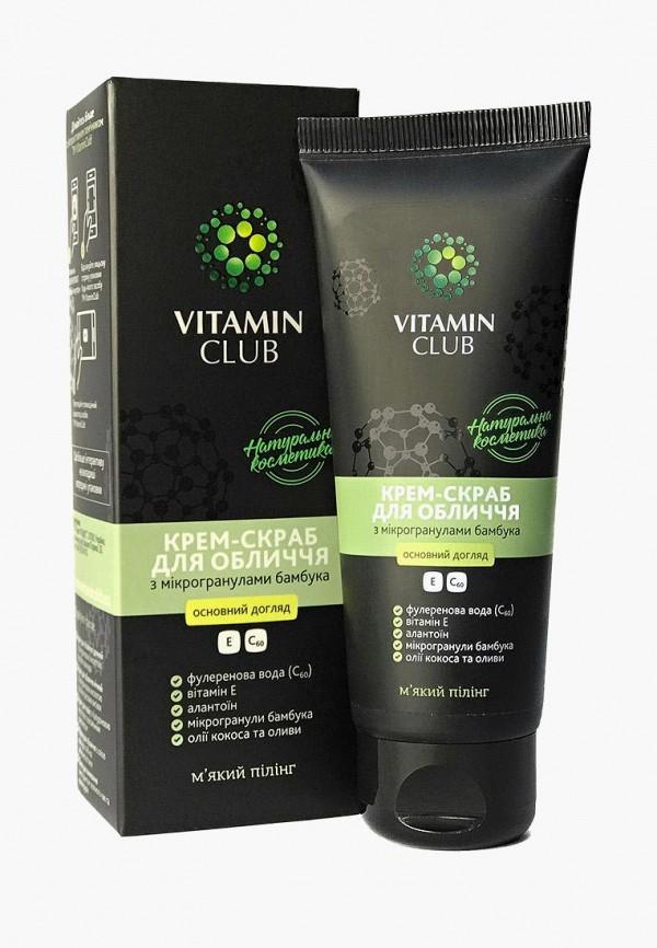 скраб vitaminclub