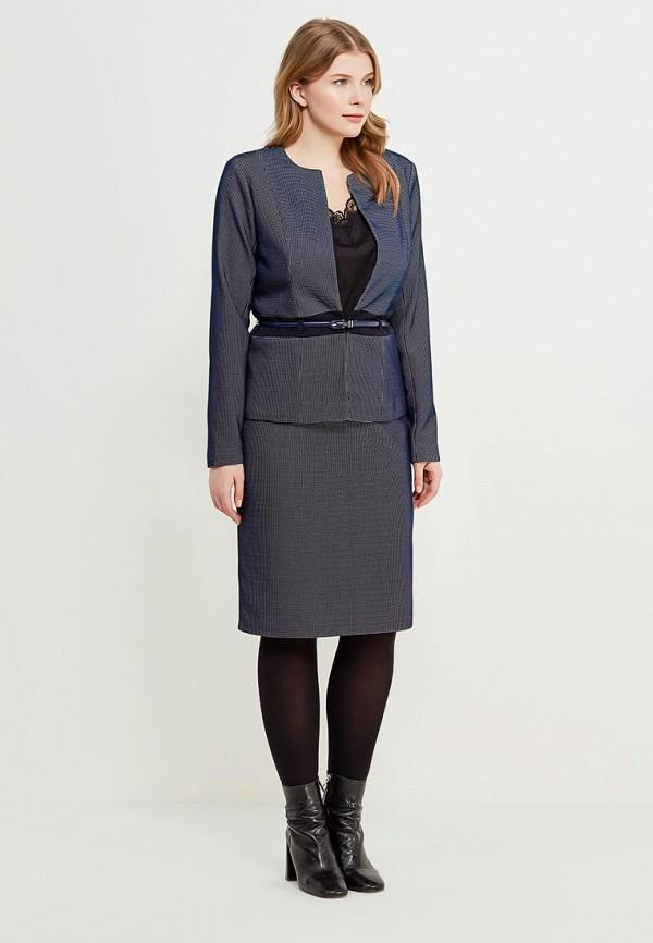 женский костюм mankato, синий