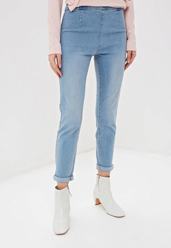 женские джинсы befree, голубые