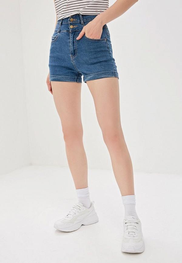 купить Шорты джинсовые Befree Befree MP002XW0YH73 по цене 1199 рублей