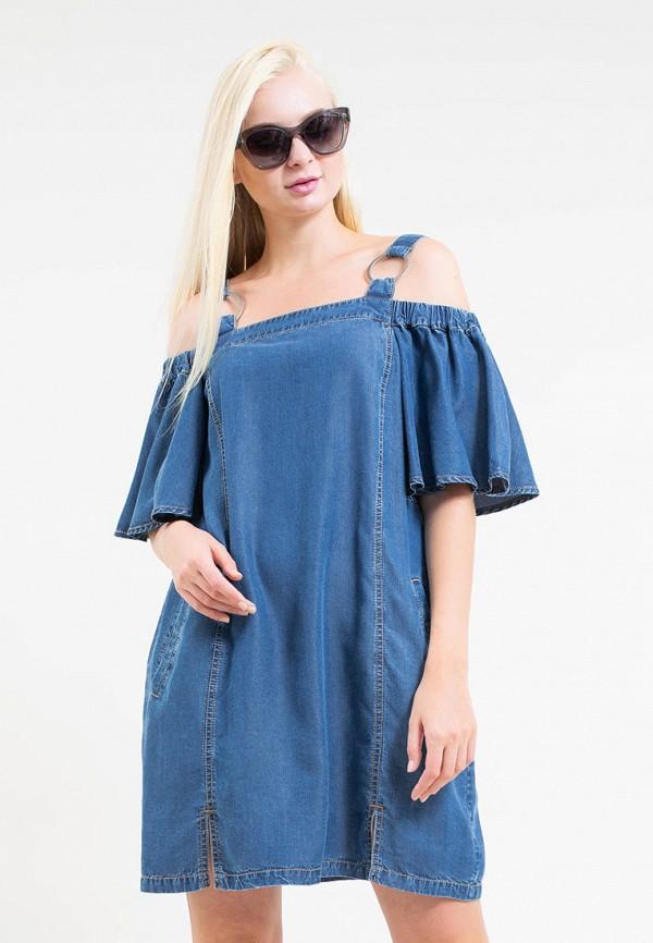 Платье джинсовое Maxa