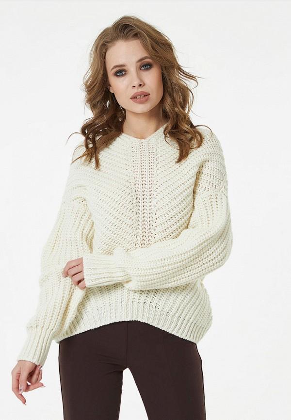 женский пуловер irma dressy, белый
