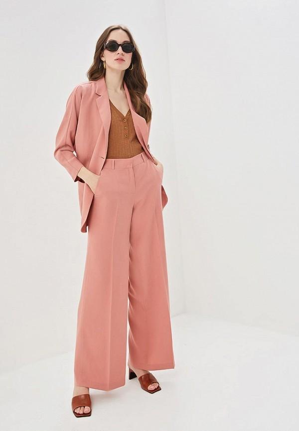 женский костюм villagi, розовый