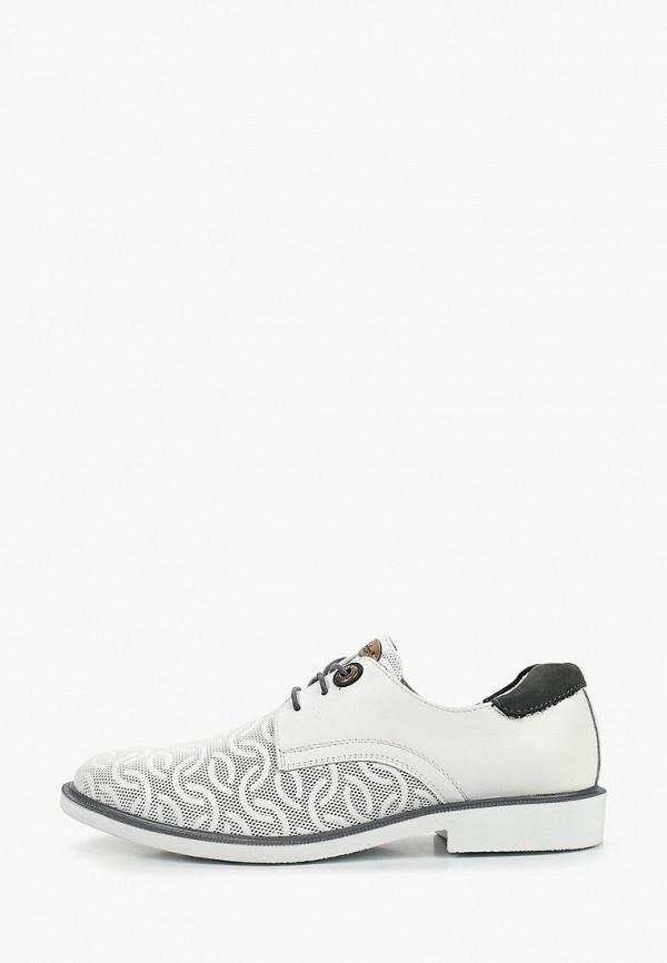 женские ботинки shoiberg, белые