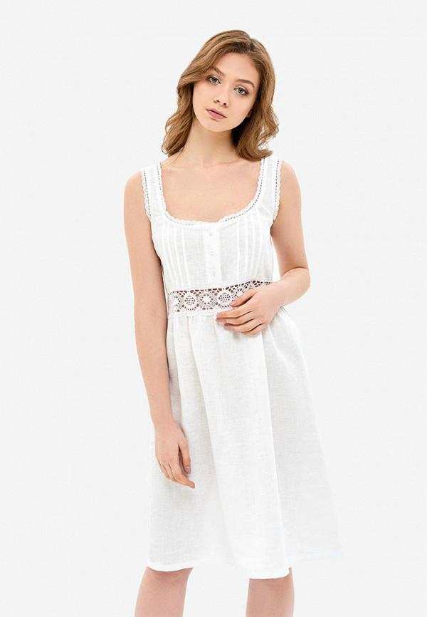 женские сорочка ночная morandi, белые