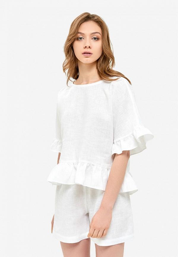 женская пижама morandi, белая