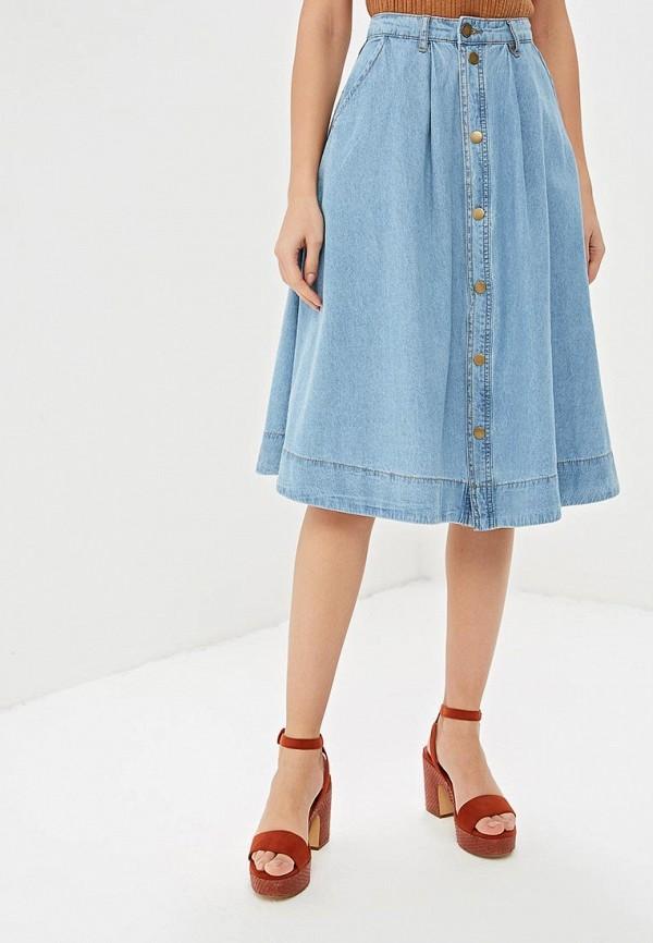 Джинсовые юбки Incity