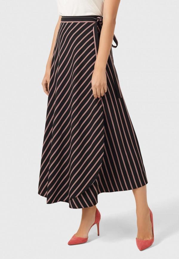 женская юбка pompa, черная
