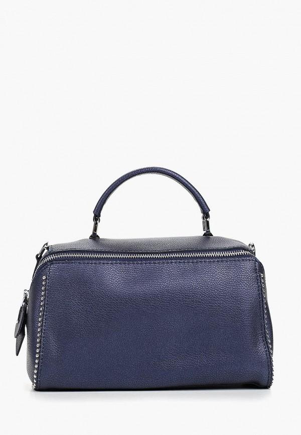 женская сумка labella vita, синяя