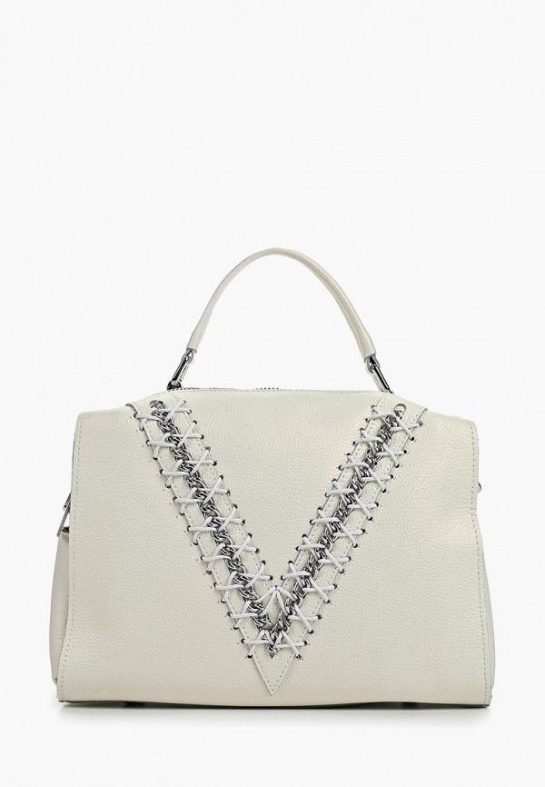 женская сумка labella vita, белая