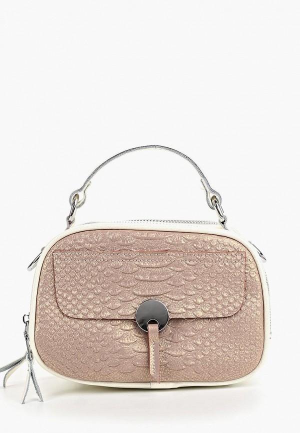 женская сумка labella vita, золотая