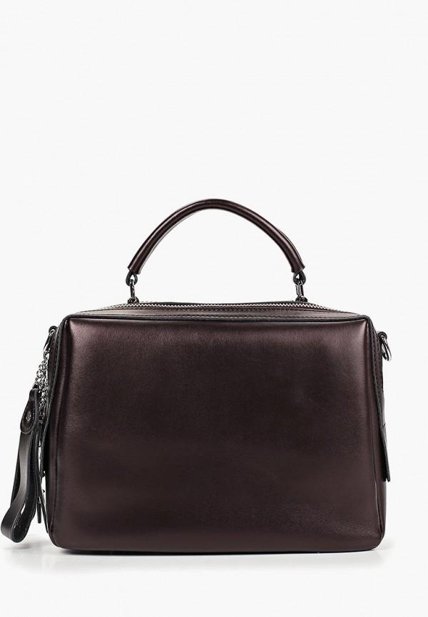 женская сумка labella vita, коричневая