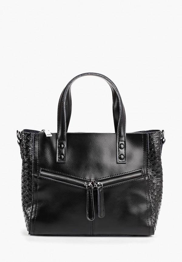 женская сумка labella vita, черная