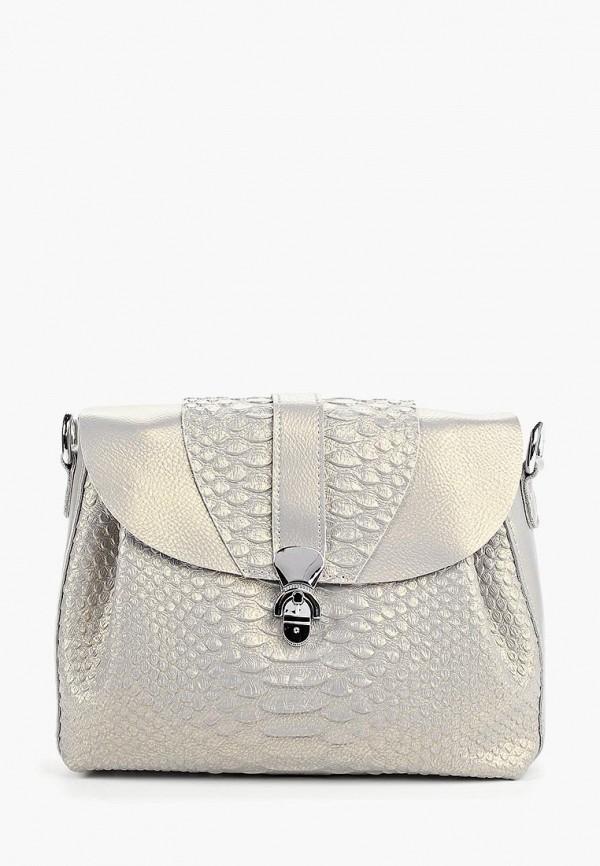 женская сумка labella vita, серая