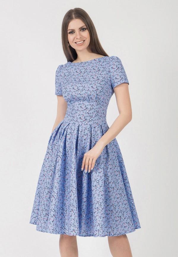 женское платье olivegrey, голубое