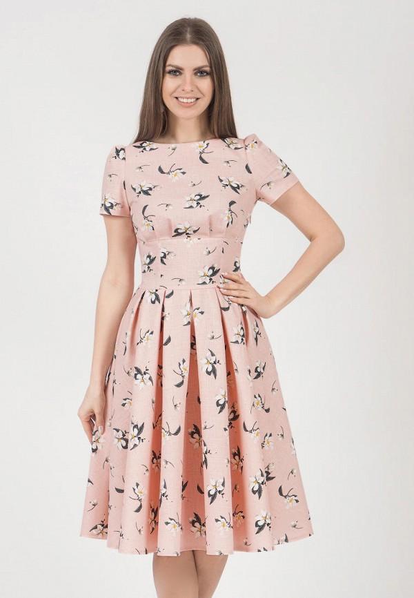 женское платье olivegrey, розовое