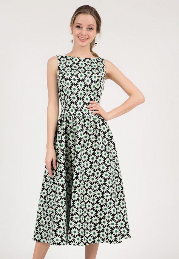 женское платье marichuell, зеленое