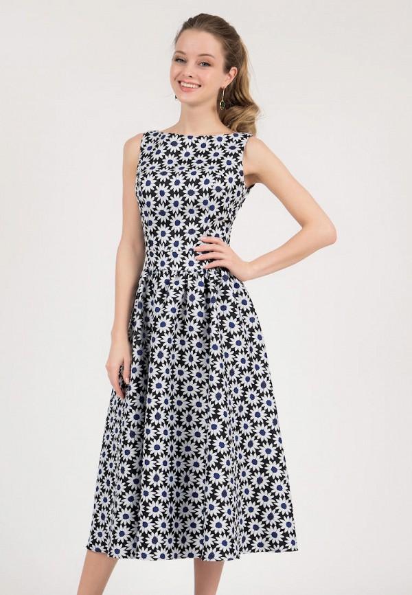 женское платье marichuell, голубое