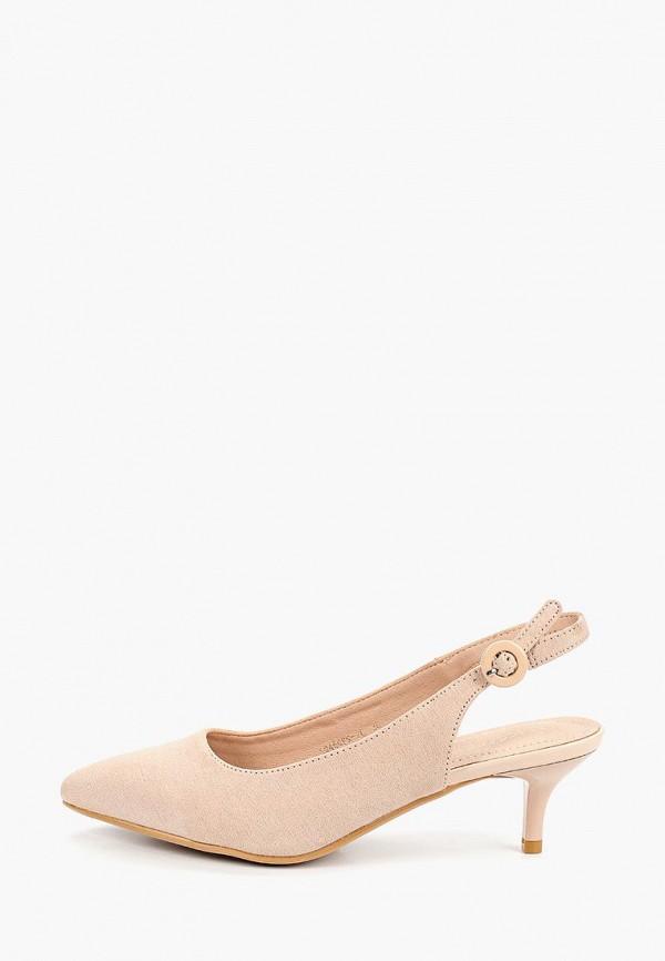 Туфли с открытой пяткой T.Taccardi