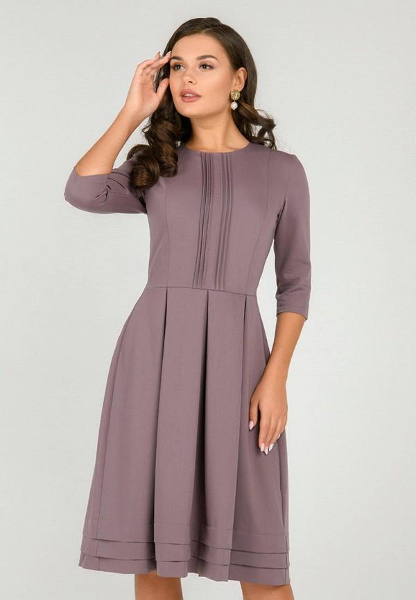 Платье D&M by 1001 dress D&M by 1001 dress MP002XW0YJ36 платье 1001 dress цвет светло коричневый темно бежевый dm00204 размер l 46