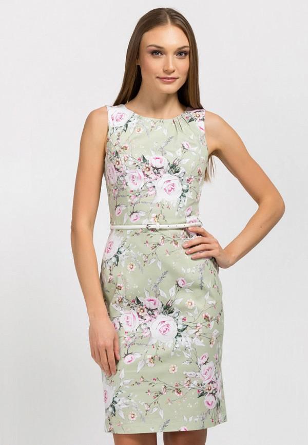 женское платье remix, зеленое