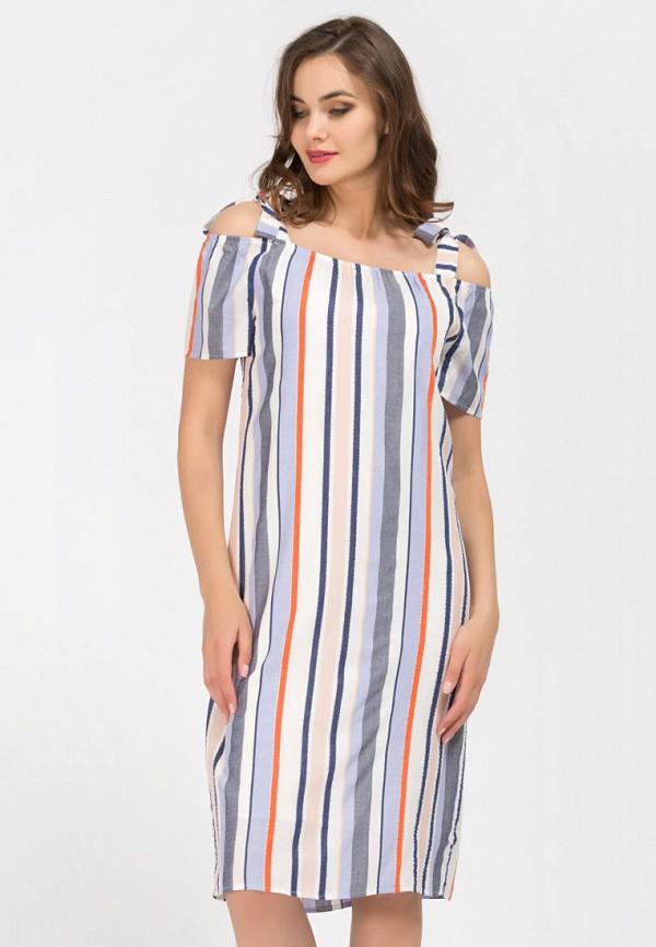 женское платье remix, разноцветное