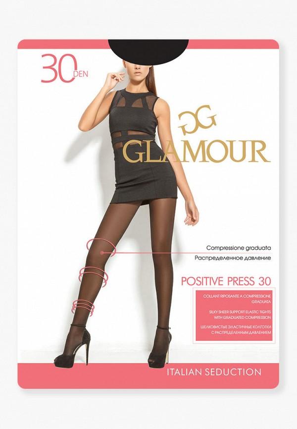 Колготки Glamour Glamour MP002XW0Z2FW колготки glamour velour 5 70 den черный