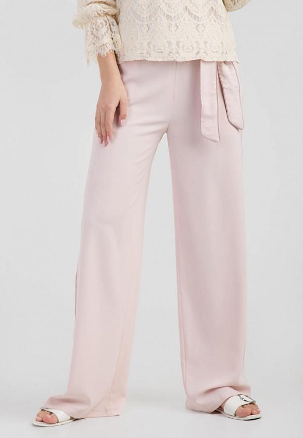 женские повседневные брюки das, бежевые