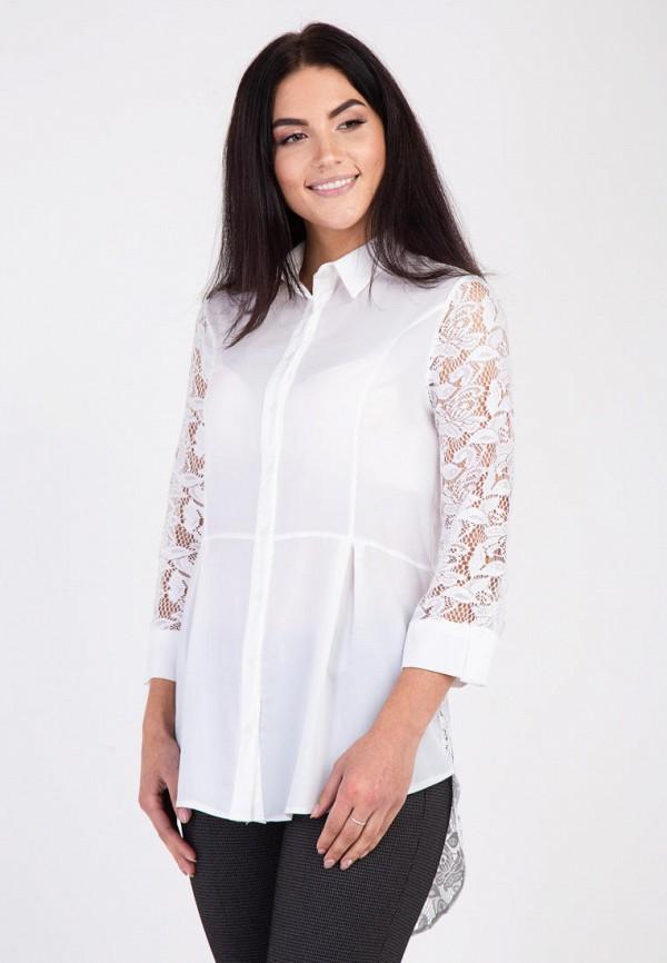 женская блузка das, белая