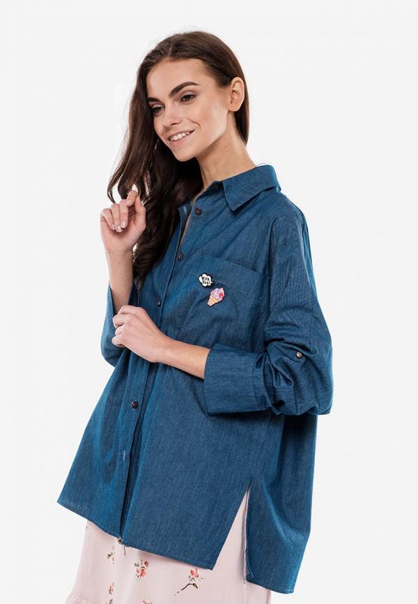 Рубашка джинсовая 7arrows
