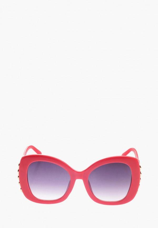 женские солнцезащитные очки pretty mania, красные