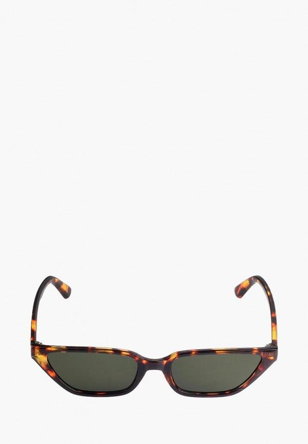 женские солнцезащитные очки pretty mania, коричневые