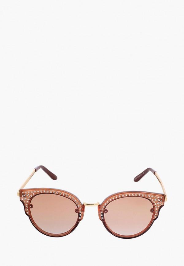 женские солнцезащитные очки pretty mania, бежевые