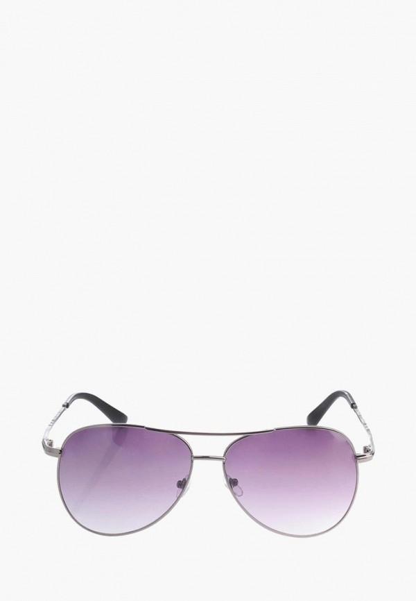 женские солнцезащитные очки pretty mania, серебряные