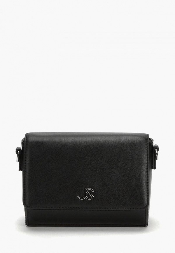 женская сумка через плечо jane's story, черная