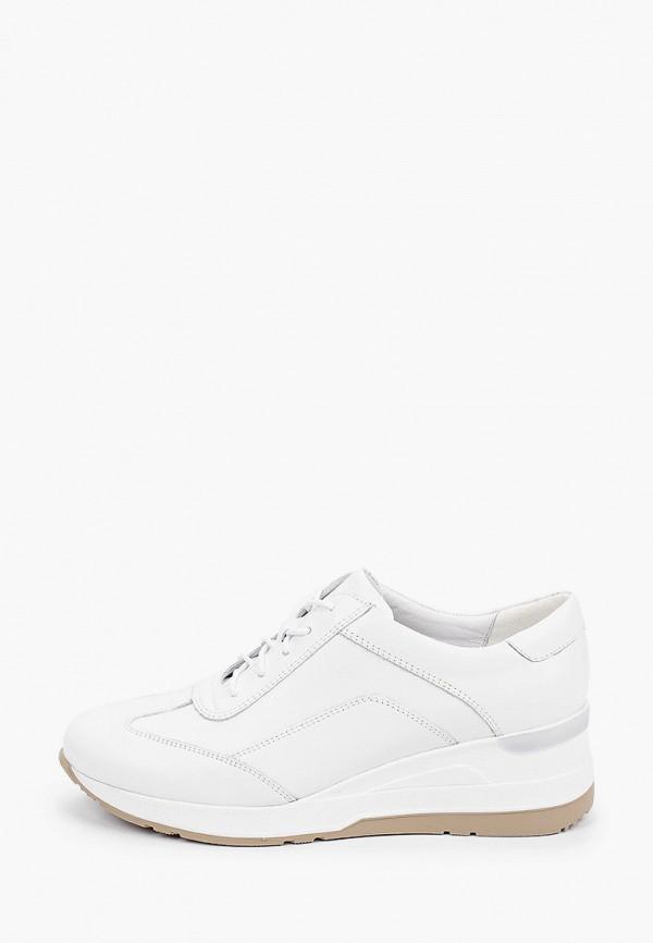 женские низкие кроссовки ralf ringer, белые