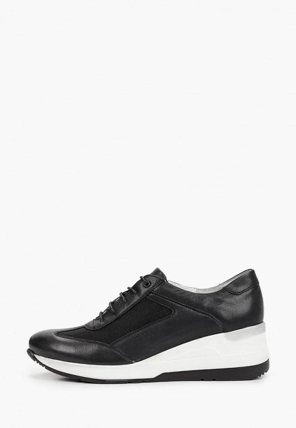женские низкие кроссовки ralf ringer, черные