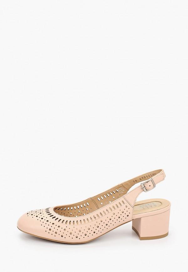 женские туфли ralf ringer, розовые