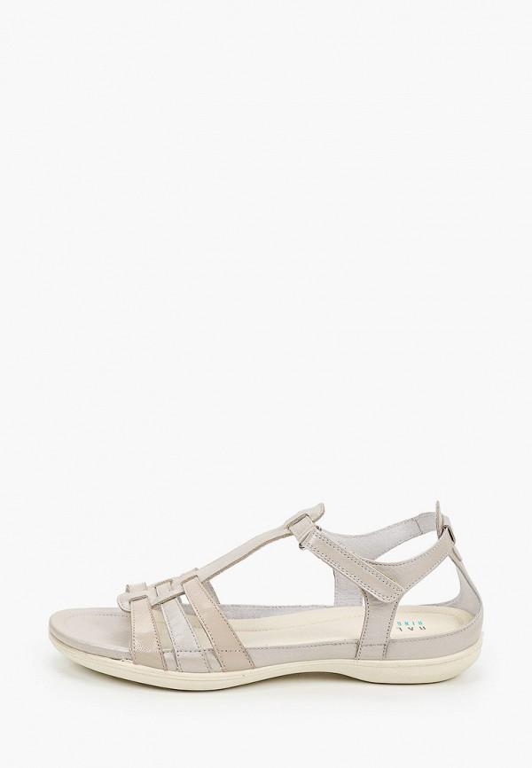 женские сандалии ralf ringer, серые