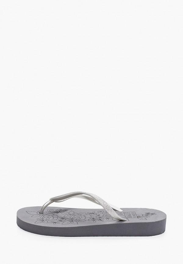 женские сланцы ralf ringer, серебряные
