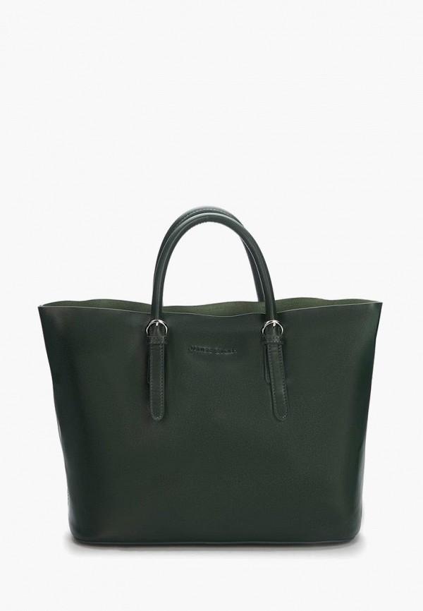 женская сумка jane's story, зеленая