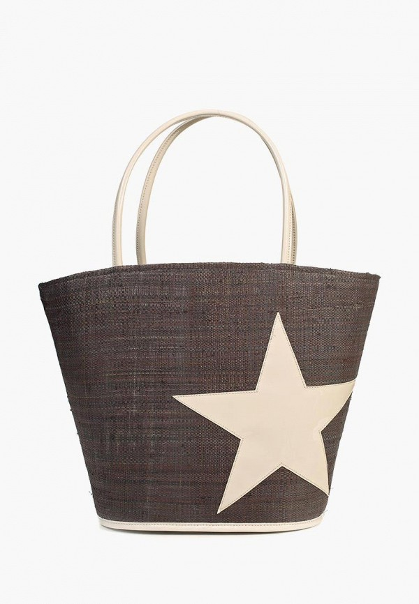 женская сумка le comptoir de la plage, черная