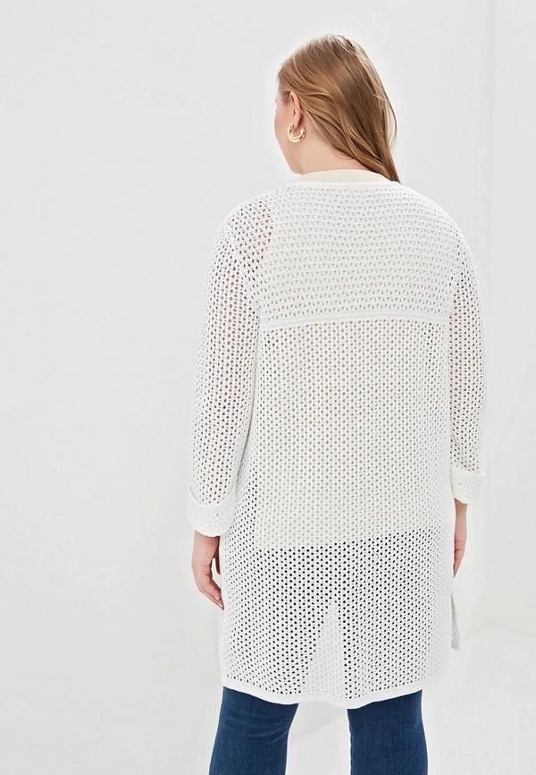 Кардиган Milana Style цвет белый  Фото 3